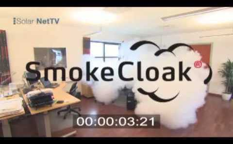 WATCH SMOKECLOAK IN ACTION